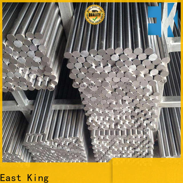 East King latest stainless steel rod manufacturer for decoration