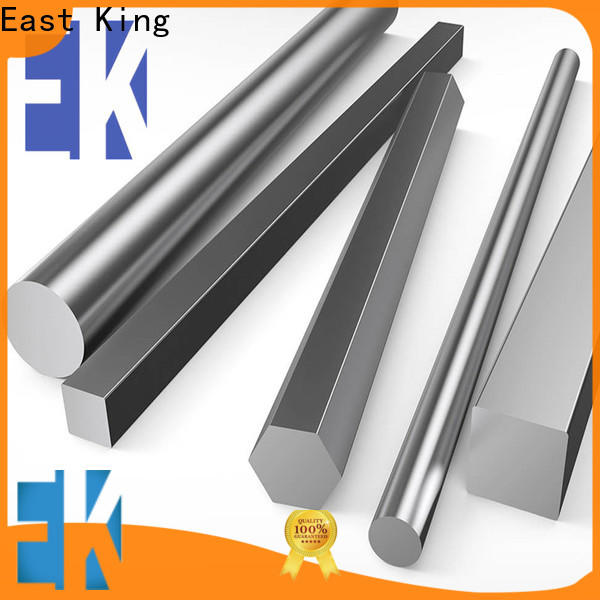 East King stainless steel rod with good price for decoration