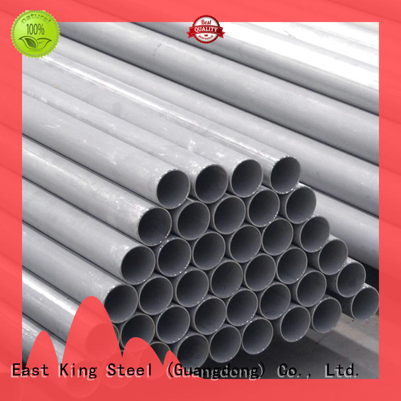 East King stainless steel pipe with good price for bridge