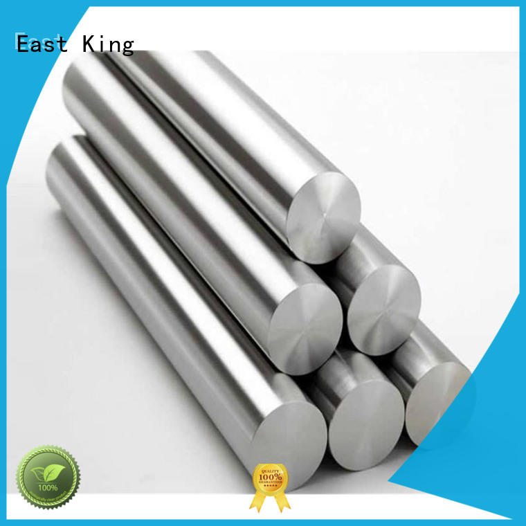 East King professional stainless steel bar manufacturer for chemical industry