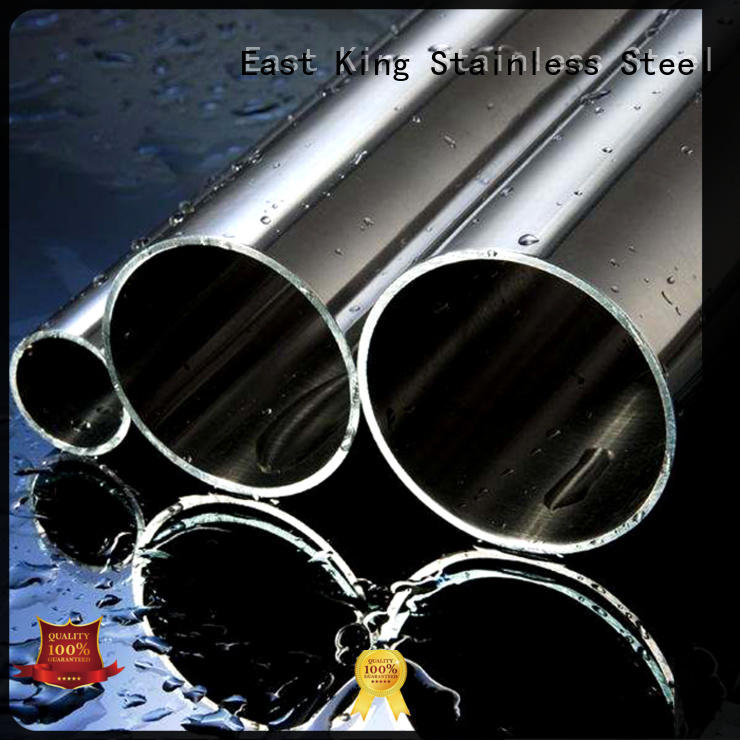 stainless steel tubing directly sale for mechanical hardware East King