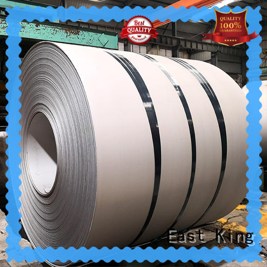 long lasting stainless steel coil factory price for chemical industry