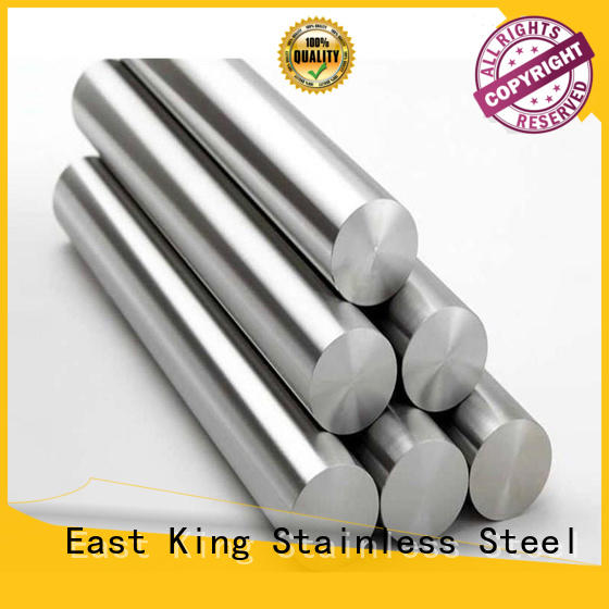 East King stainless steel bar with good price for automobile manufacturing