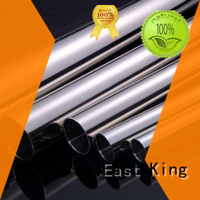 East King excellent stainless steel tube directly sale for mechanical hardware