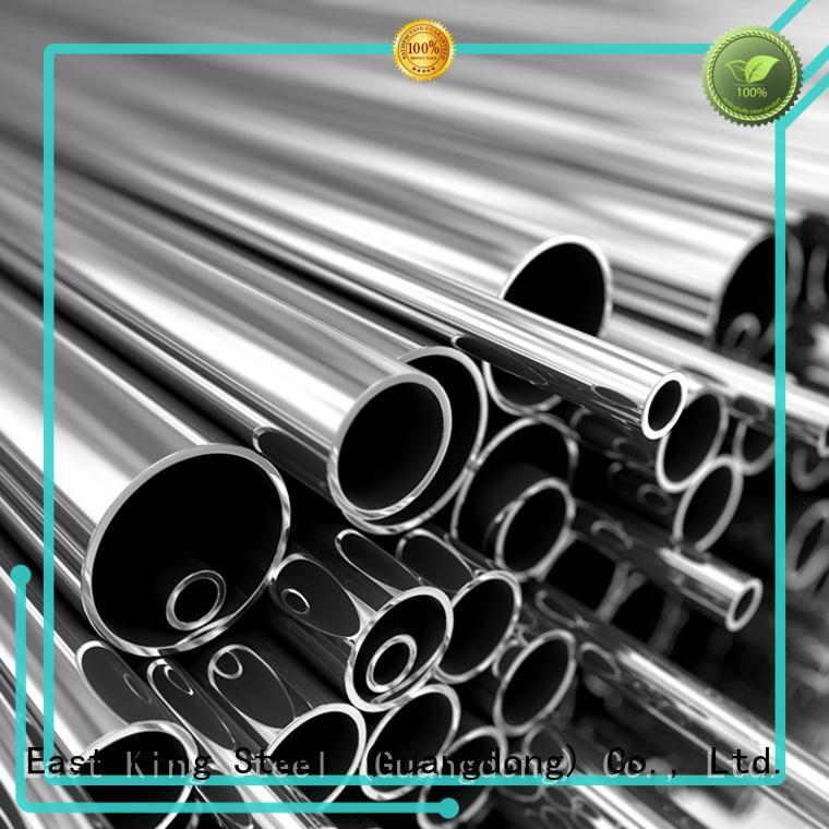 East King reliable stainless steel pipe with good price for mechanical hardware