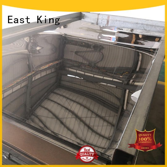East King high strength stainless steel plate with good price for mechanical hardware