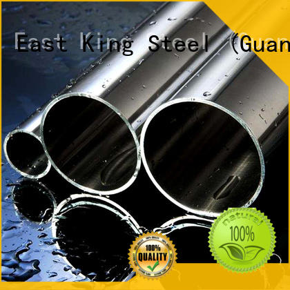 East King stainless steel tube factory price for mechanical hardware