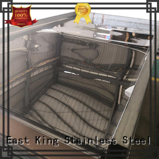 East King durable stainless steel sheet manufacturer for construction