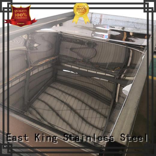 East King stainless steel sheet supplier for bridge