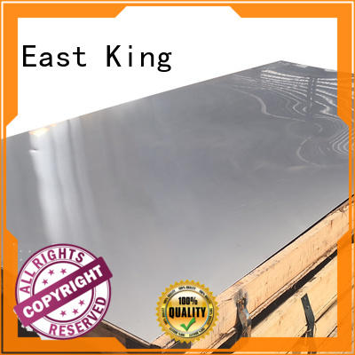 East King reliable stainless steel sheet supplier for construction