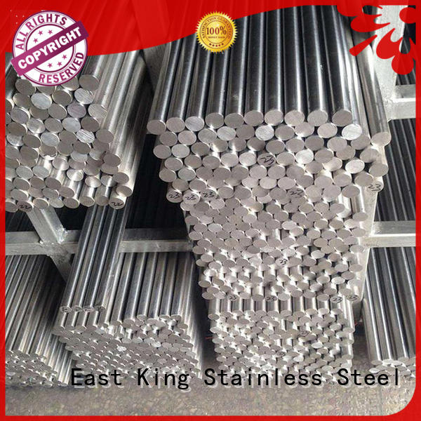 East King high quality stainless steel bar manufacturer for decoration