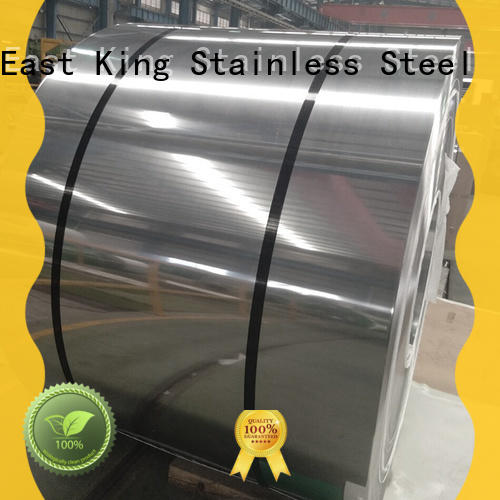 East King quality stainless steel coil with good price for chemical industry