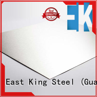 high quality stainless steel plate manufacturer for bridge
