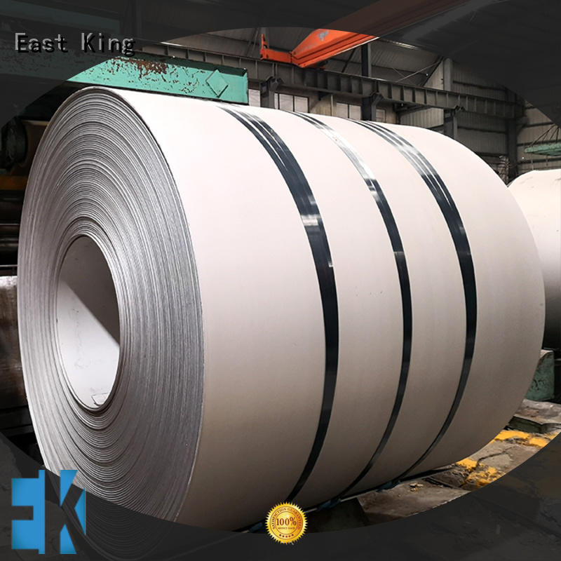 East King professional stainless steel coil factory for automobile manufacturing
