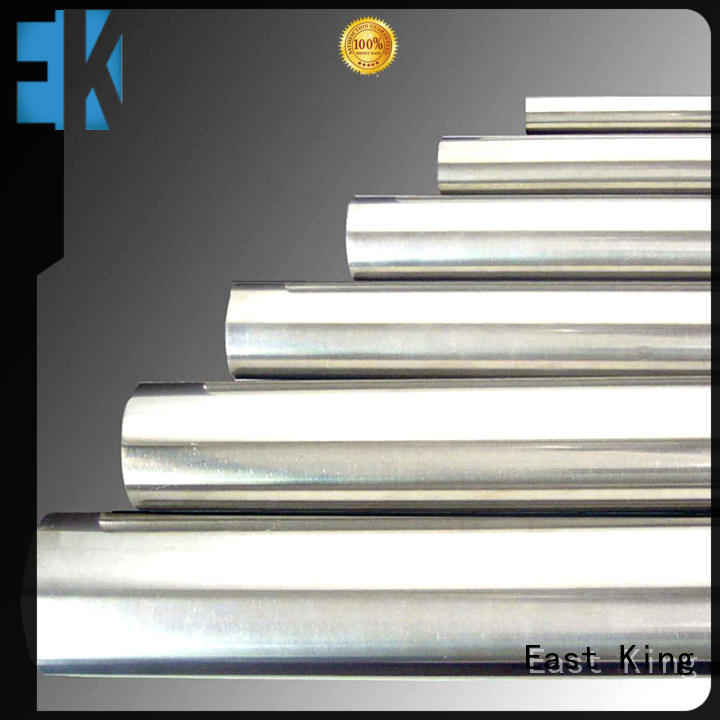 East King stainless steel pipe wholesale for construction
