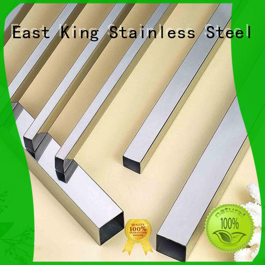 reliable stainless steel pipe directly sale for mechanical hardware