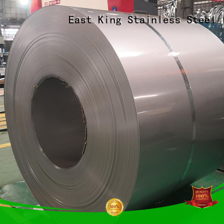 East King quality stainless steel roll factory price for decoration