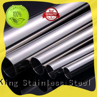 East King durable stainless steel tubing series for mechanical hardware