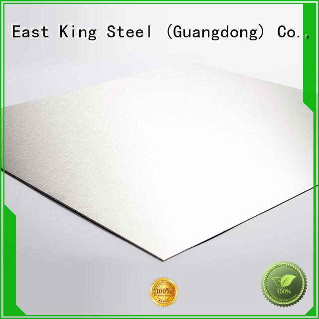 East King professional stainless steel sheet wholesale for mechanical hardware