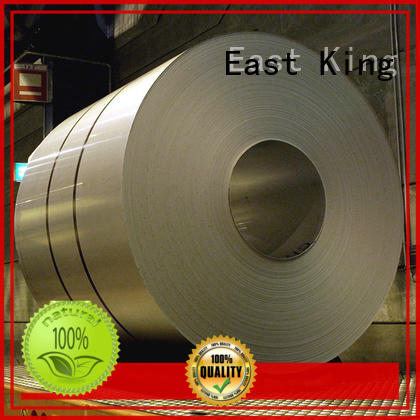 East King long lasting stainless steel coil series for automobile manufacturing