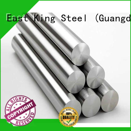 stainless steel round rod directly sale for construction East King