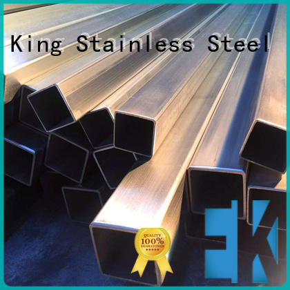 East King stainless steel pipe factory price for bridge