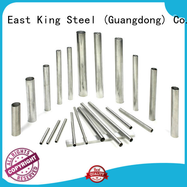 East King stainless steel tubing with good price for mechanical hardware