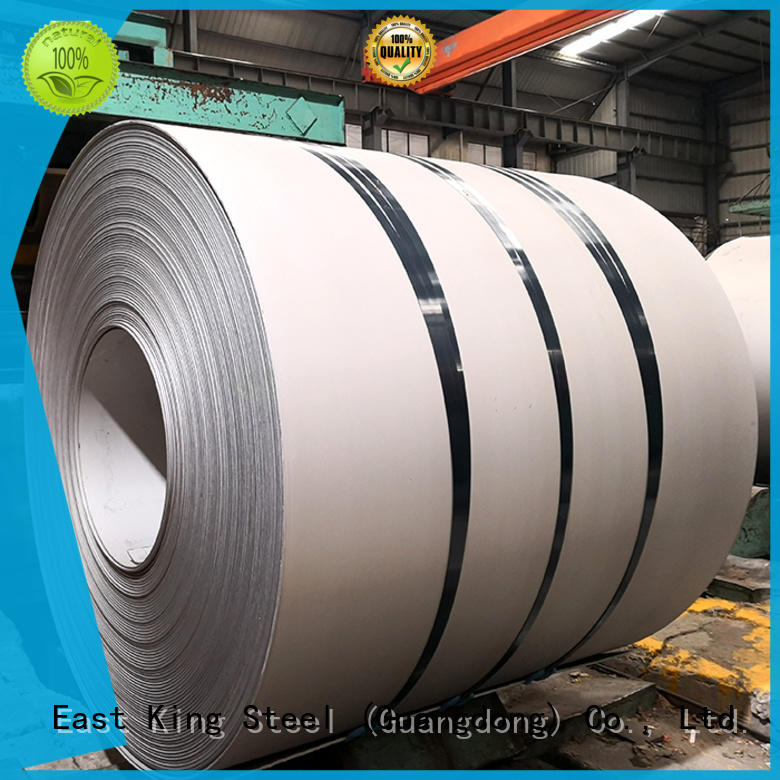 East King quality stainless steel coil with good price for decoration