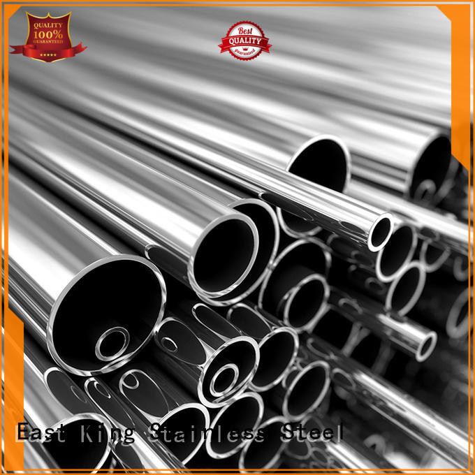 East King professional stainless steel tubing with good price for mechanical hardware