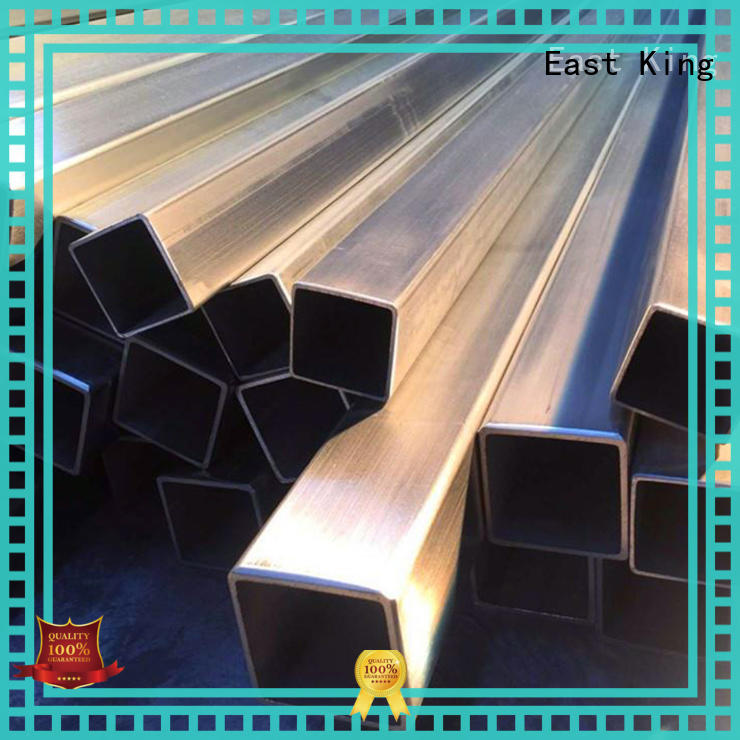 East King reliable stainless steel pipe with good price for aerospace