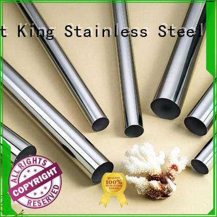 East King practical stainless steel tube with good price for bridge