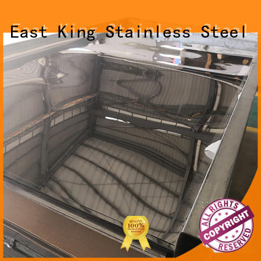 stainless steel sheet with good price for construction East King