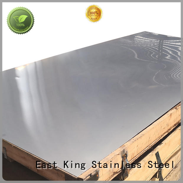 East King stainless steel sheet wholesale for construction