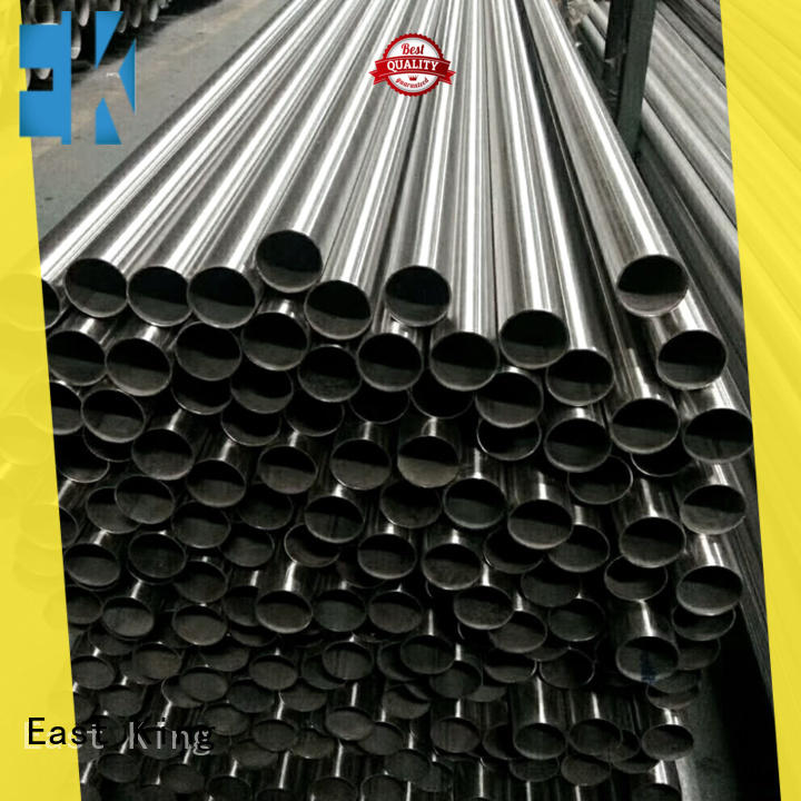 East King stainless steel tube wholesale for bridge