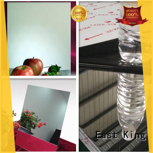 East King high strength stainless steel plate supplier for construction