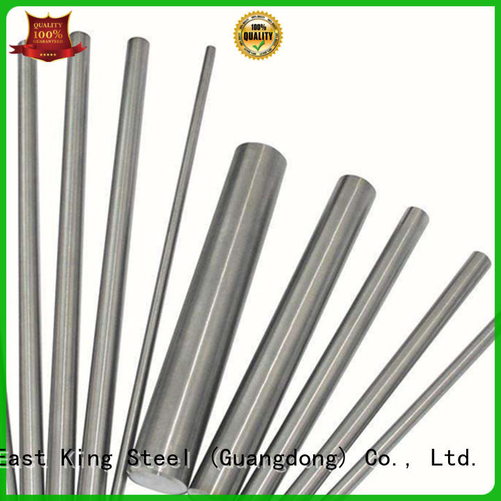 East King reliable stainless steel bar directly sale for construction
