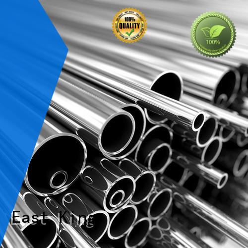 East King excellent stainless steel tube with good price for mechanical hardware