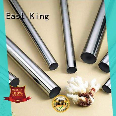 East King practical stainless steel pipe factory price for bridge