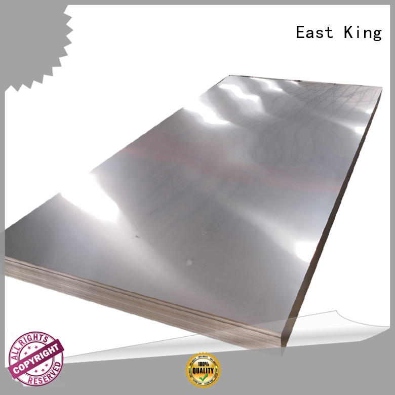 East King durable stainless steel sheet wholesale for construction