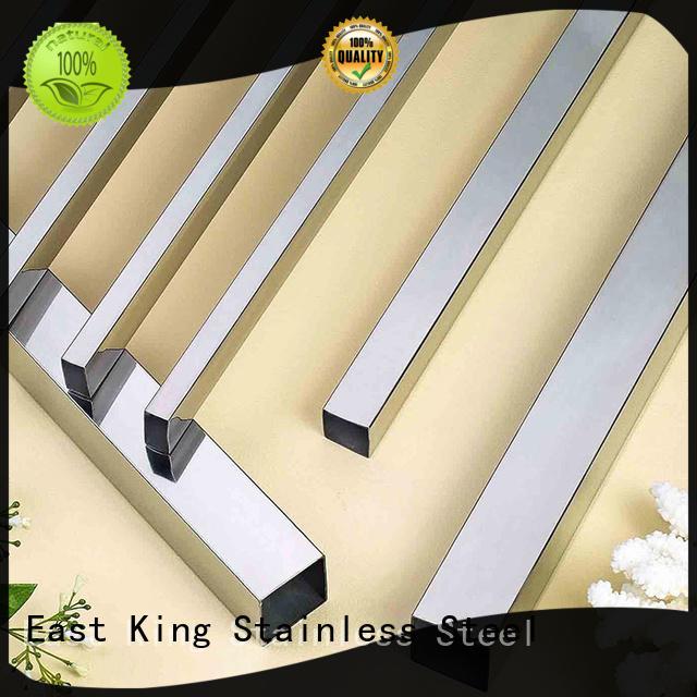 East King practical stainless steel tube series for bridge
