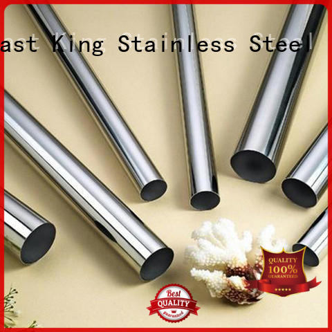 East King excellent stainless steel tube wholesale for bridge
