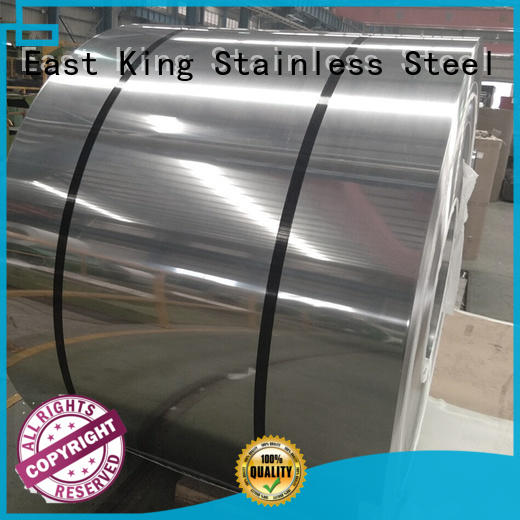 stainless steel coil for automobile manufacturing East King