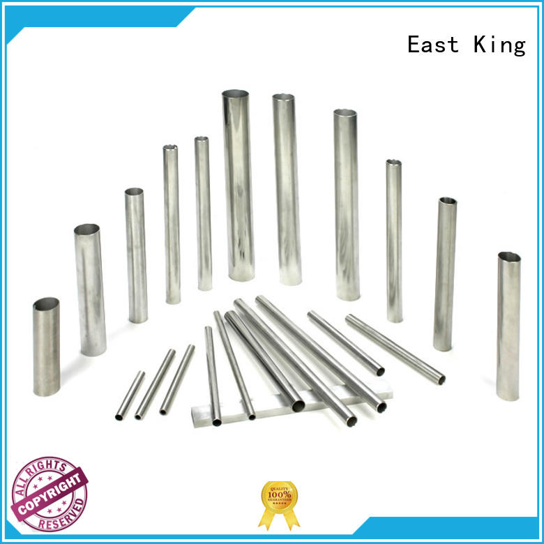 East King professional stainless steel tubing with good price for construction