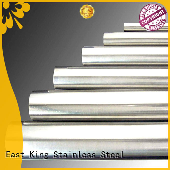 East King stainless steel tubing with good price for aerospace