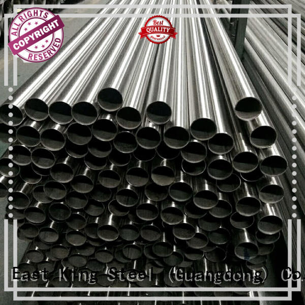 East King durable stainless steel pipe factory price for construction