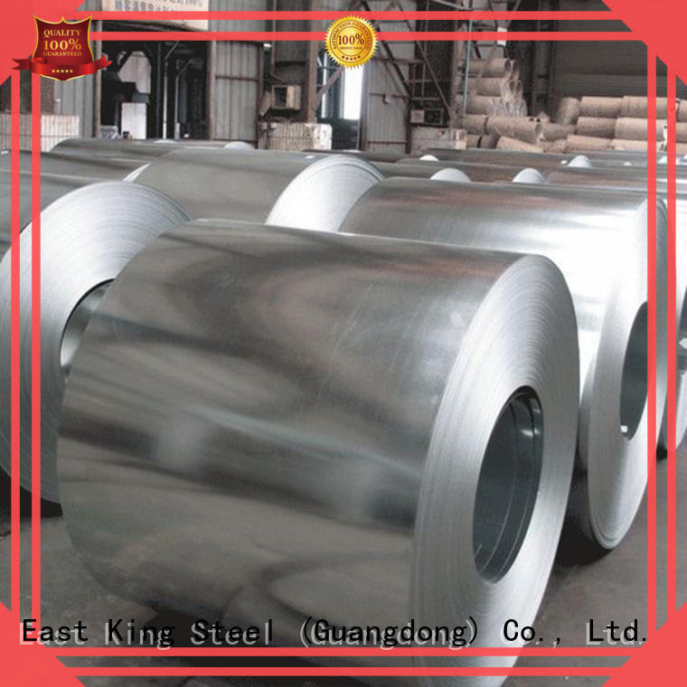 East King practical stainless steel coil series for automobile manufacturing