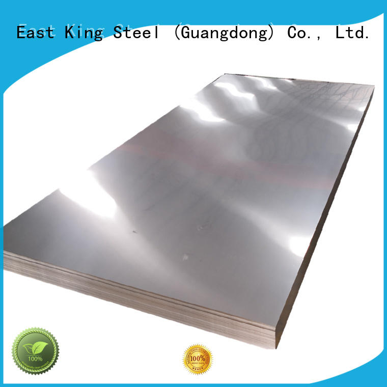 East King excellent stainless steel sheet for tableware