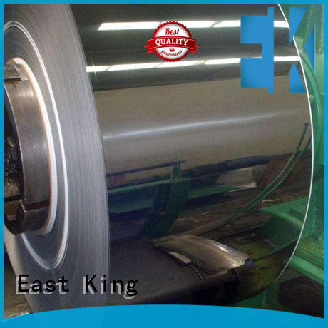 East King professional stainless steel coil directly sale for decoration