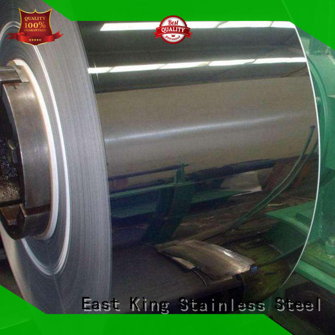 East King stainless steel roll factory for automobile manufacturing