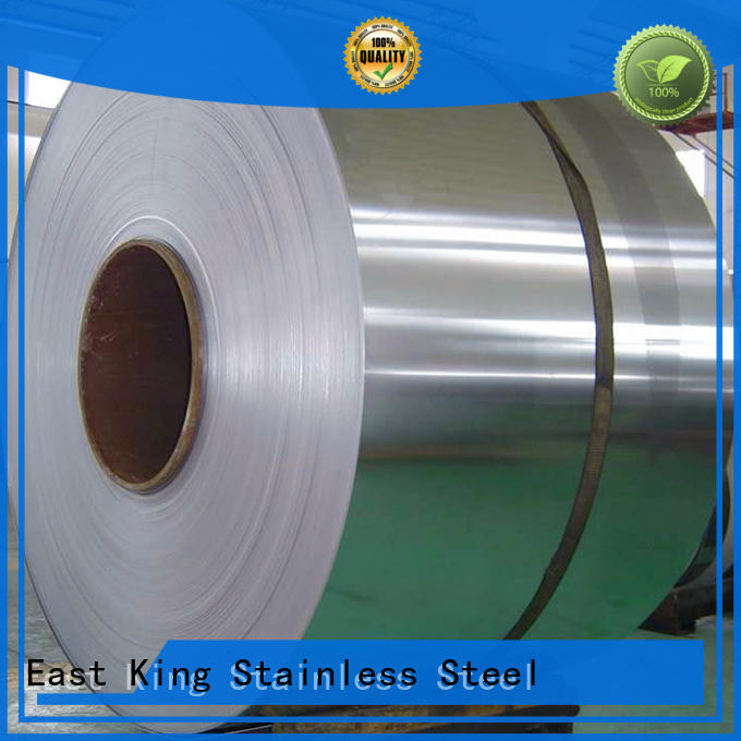 East King professional stainless steel coil series for automobile manufacturing